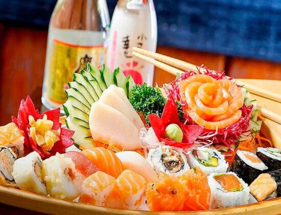 Nakato Sushi – Japonês